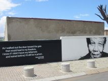 Salute to Madiba in Soweto