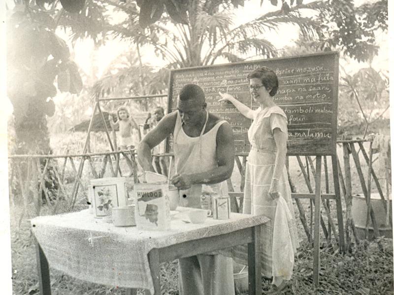 Betsy and Bongonda